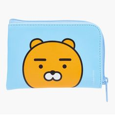 Kakao Friends Official Goods Ryan Mini Zip Around Wallet Two Different Face  #KakaoFriends #MiniWallet