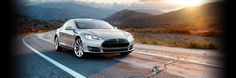 Model S | Tesla Motors  -  Drooling - finally an environmentally friendly car that isn't ugly - the exact opposite