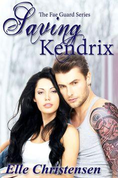 Saving Kendrix cover