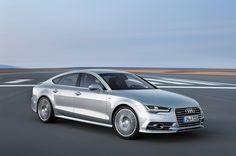 2015 | Audi A7 | Self-driving car