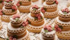 Mini naked cake. (Foto: Divulgação)