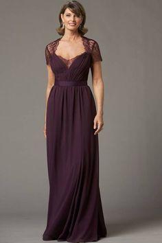 Resultado de imagen para vestidos elegantes para jovenes CON MANGAS