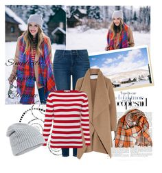 """""""Winter Bright"""" by sarapires ❤ liked on Polyvore featuring NYDJ, Harris Wharf London, Accessorize and Chanel"""