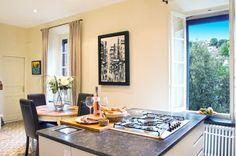 Kitchen, La Roque, River Orb, Languedoc, France