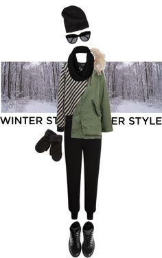 """wild winter days."" by lucky-lux on Polyvore"