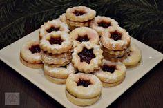 Fursecuri Lintzer Doughnut, Cheesecake, Deserts, Muffin, Cookies, Unt, Baking, Breakfast, Food