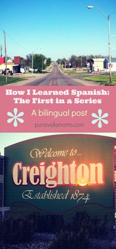 A bilingual mom raising her kids in a monolingual Spanish speaking household tells the story about how she learned Spanish... and it wasn't from her parents!