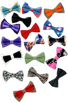 Gregory Allen Company Bow Ties. Thank you for posting Priya. #bowties