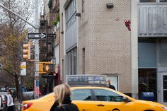 By Invader in New York