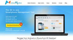 Moborobo Smart phones App