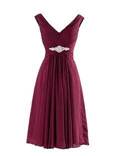 Deardresses Women's Straps V-neck Chiffon Short Bridesmai... https://www.amazon.com/dp/B01FPIUTY8/ref=cm_sw_r_pi_dp_x_rOv8xbR4GPB14