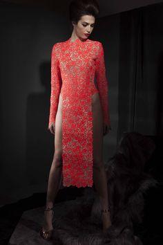 Design by Elissa Grainger, Contour Fashion BA (Hons)