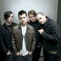 Good Charlotte - Maryland boys who kinda made good.  Just sad they didn't bring the cross over when they crossed over.