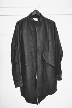 THIS BODY FOR THE ANORAK BUT WITH COLLAR FROM KAPITAL