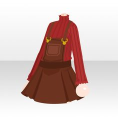 li.nu attrade itemsearch.php?txtSearch=&part=top&page=456&type=&color=&sort=&mov=0&locked=0 Fashion Art, Girl Fashion, Fashion Outfits, Fashion Design, Character Costumes, Character Outfits, Anime Outfits, Cute Outfits, Chibi Hair