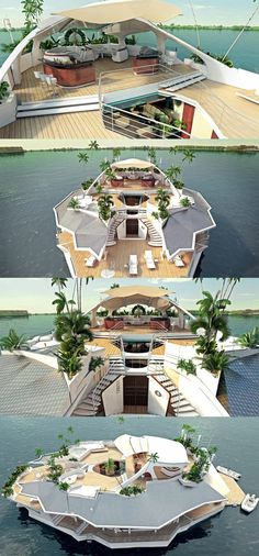 most amazing boat house ever!
