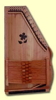"Orthey Instruments: making classic autoharps since 1964.  This is a beautiful instrument.  I heard my first Orthey in the early 1990's when I purchased a ""how to play autoharp"" VHS tape from HomeSpun Music and wondered where the guy with the white beard got that marvelous sounding autoharp.  Took me until nearly 2 decades later, but I found out!  George Orthey is a marvelous human being who makes wonderful autoharps."