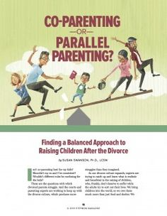 Does your partner's ex make co-parenting impossible? Read this: http://www.stepmommag.com/co-parenting-information/