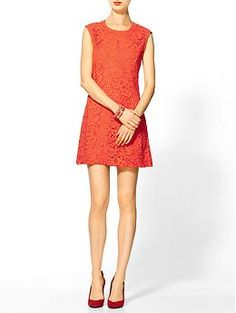 Dolce Vita   Jie Scroll Lace Dress on sale at Piperlime $169.99