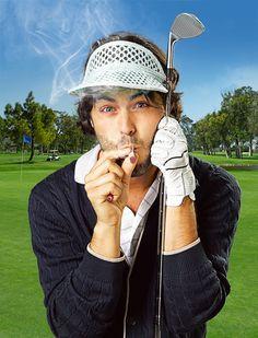 Zachary Scott | Golf Digest on Behance