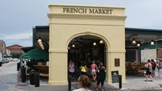 one of my favorite Sunday outings. French Market, NOLA