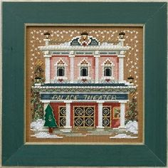 Mill Hill Buttons & Beads Winter Series Christmas by DebiCreations, $11.99