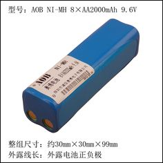 Cheap battery pen, Buy Quality battery charger rechargeable batteries directly from China battery safe Suppliers: Model: CXAB NI-MH 8 *AA2000mAh 9.6VSize: about 30mm * 30mm *99mmCable length: exposed ba