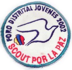 Foro Distrital Jóvenes 2002 - Scout por la paz. Maturín