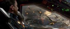 HUD Graphics by Cantina Creative (Guardians of the Galaxy - 2014 Marvel Studios) http://www.cantinacreative.com/guardians/