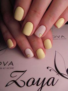 Nails, must read pin suggestion. Jump to nail art 3625658961 right now. - Nails, must read pin suggestion. Jump to nail art 3625658961 right now. Nails, must read pin suggestion. Jump to nail art 3625658961 right now. Yellow Nails Design, Yellow Nail Art, Pastel Nail Art, Manicure Nail Designs, Nail Manicure, Manicure Ideas, Cute Nails, My Nails, Heart Nails