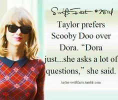 Taylor Swift Fact 2814