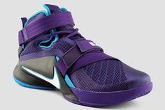 37a7e1352be9 The Latest  Summit Lake Hornets  Nike LeBron Sneaker. John Paul Sliwa · Lebron  9 soldier