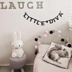 Dica de decoração: Grinaldas de bolas de algodão || Decor tip: Cotton ball Grinaldas