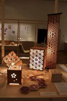 "coolthingoftheday: "" Kumiko is a traditional Japanese woodworking technique that has been around since the Asuka era (600-700 AD). The craft was originally used almost exclusively for sliding doors,..."