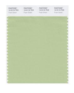 PANTONE SMART foam green