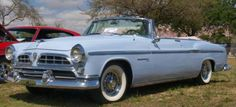 My First Car 1955 Chrysler Windsor