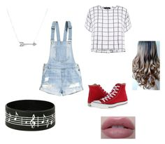 """""""Cool Chic-Dungarees"""" by meg-marshall on Polyvore"""