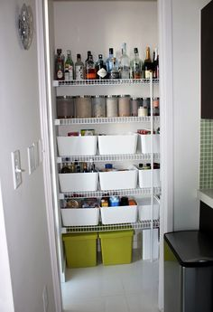 RMD Blog: Pantry organization