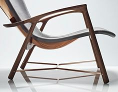Silhouette Chair - LINLEY