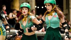 2015 GOAL: Try out for OC Roller Girls.. like Drew in Whip It...now accepting name submissions