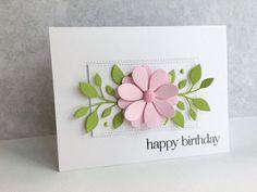 A Birthday Flower