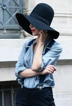 Spring '14 Paris Fashion Week Street-Style Photos by Tommy Ton