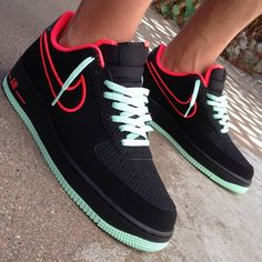 Nike Air Force 1 Best Sneakers, Sneakers Fashion, Shoes Sneakers, Custom Painted Shoes, Custom Shoes, Nike Shoes Air Force, Nike Air, Fresh Shoes, Baskets