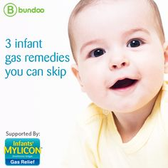 Have a #gassybaby? Many folk #remedies for gas lack hard evidence. Check out which ones to avoid. #babies #pediatrics