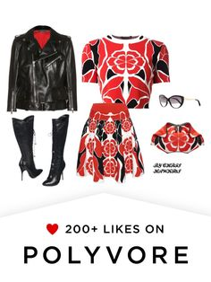 """""""DARE TO WEAR 4 - TOTAL MCQUEEN"""" by chris-hawkins on Polyvore"""
