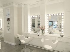 SALON TOUR: Cloud 10 Blow Dry Bar & Salon in Boca Raton, Florida