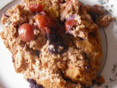 GENEROSITIES OF THE HEART: DUMP CAKE: BLUEBERRY/CHERRY
