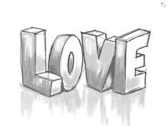 drawingteache… presents How to draw LOVE Graf .drawingteache… präsentiert Wie zeichnet man LOVE Graffiti Buchstaben … www.drawingteache… presents How to draw LOVE graffiti letters …, # letters - Love Drawings Tumblr, Cute Drawings Of Love, Word Drawings, Sketchbook Drawings, Pencil Art Drawings, Cool Easy Drawings, Sketching, Cartoon Drawings, Drawing Letters