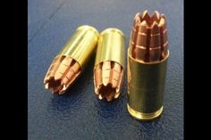 G2 Research (R.I.P) 9mm copper round 2014