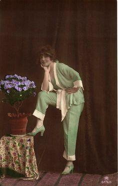 1920s Pajamas